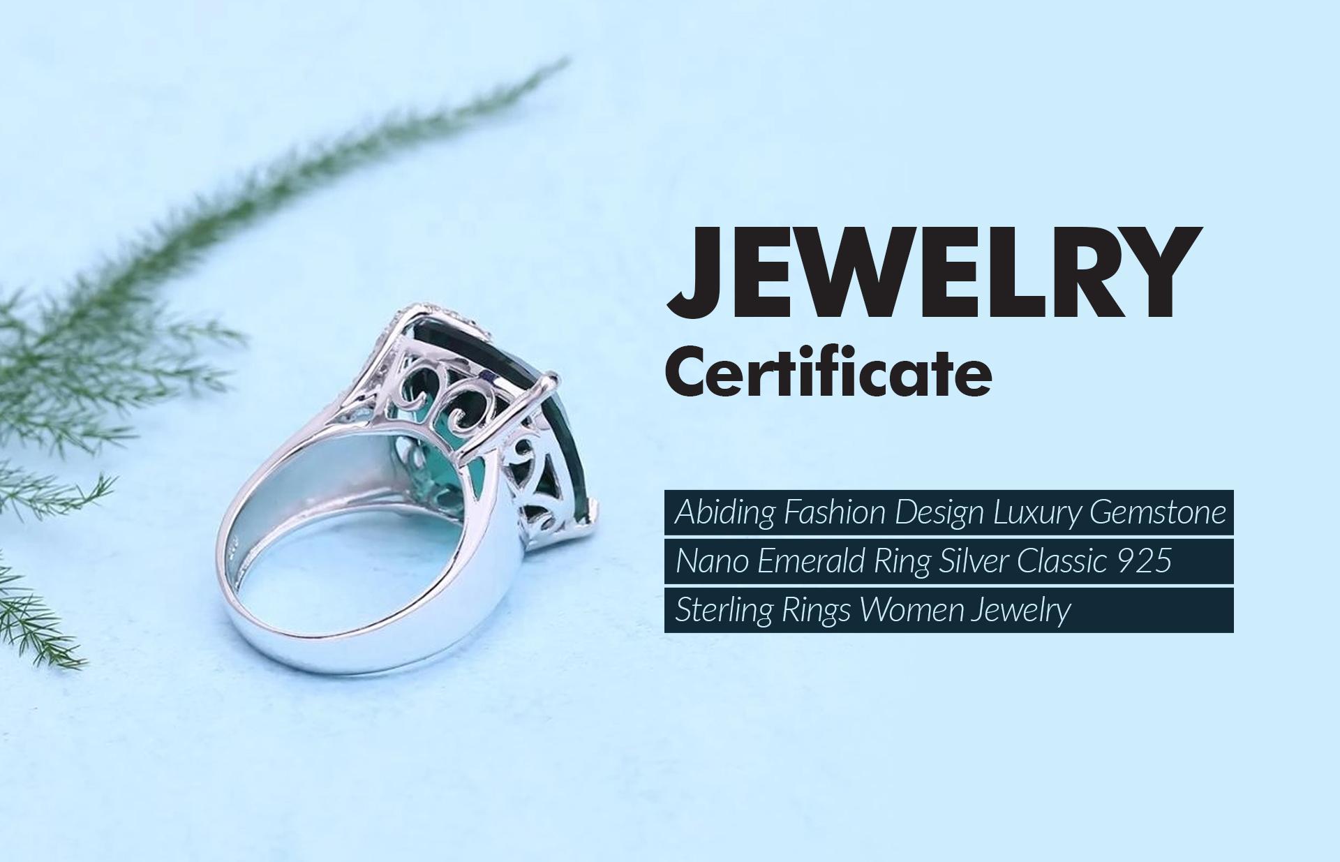 certificate, gem certificate, gems, gemstones